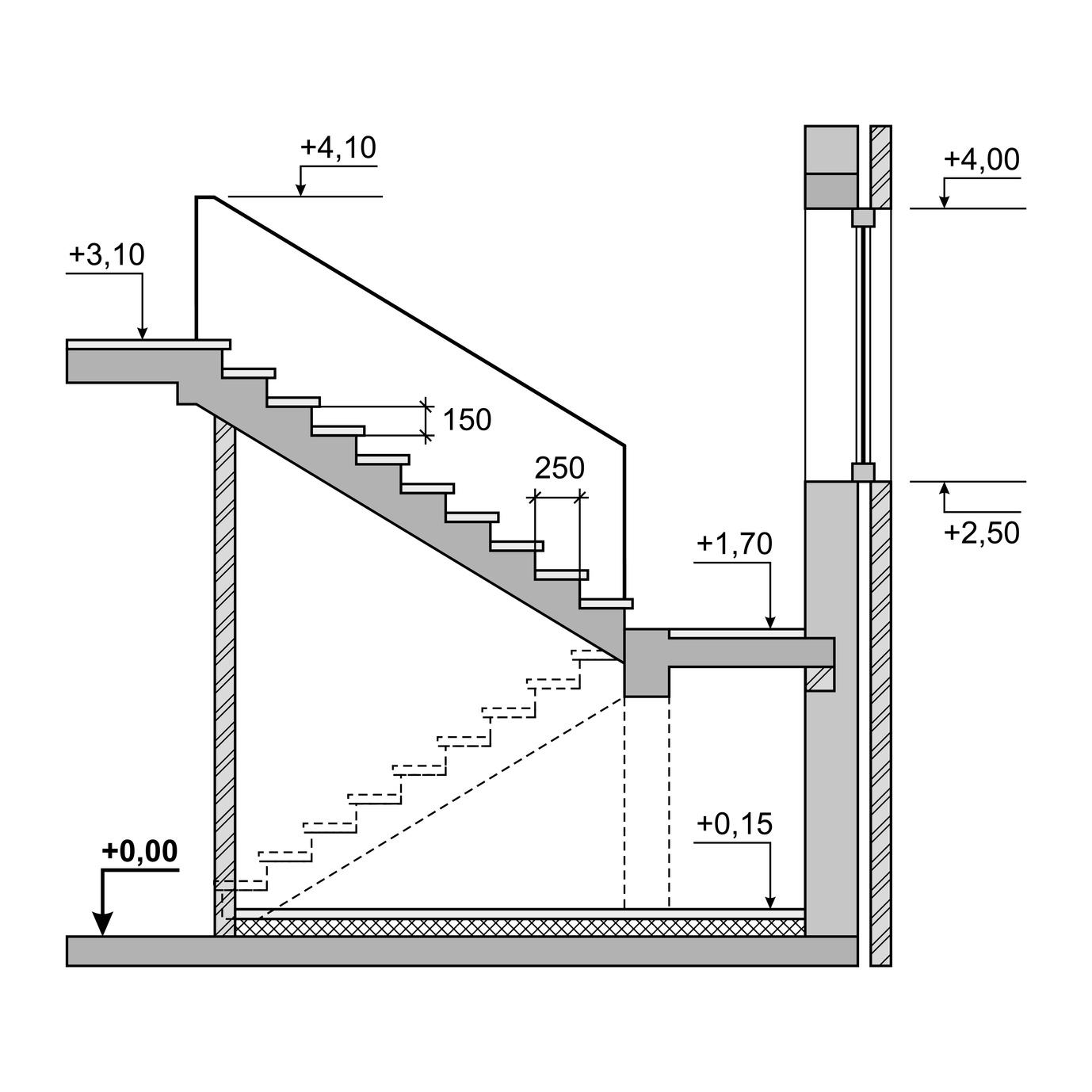 vorsicht treppe tipps f r mehr sicherheit maler rommel. Black Bedroom Furniture Sets. Home Design Ideas